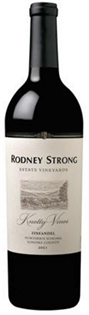 Rodney Strong Zinfandel Estate Knotty Vines 2013 750ml